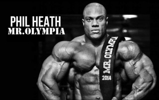 Phil Heath vince il Mr Olympia 2014